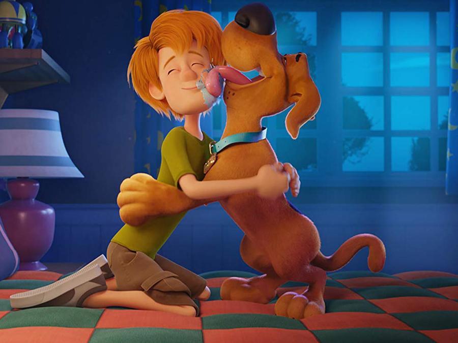 Shaggy y Scooby-Doo