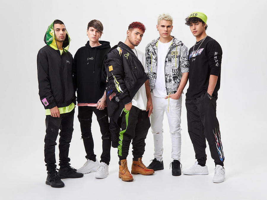 CNCO drops clothing line with Forever 21