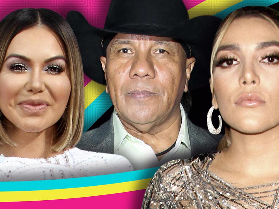 Lupe Esparza habla de la pelea entre Chiquis y Frida