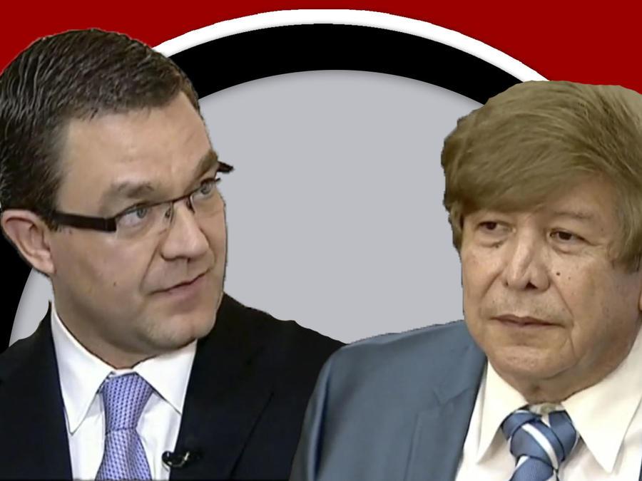 Joaquin Muñoz y Guillermo Pous