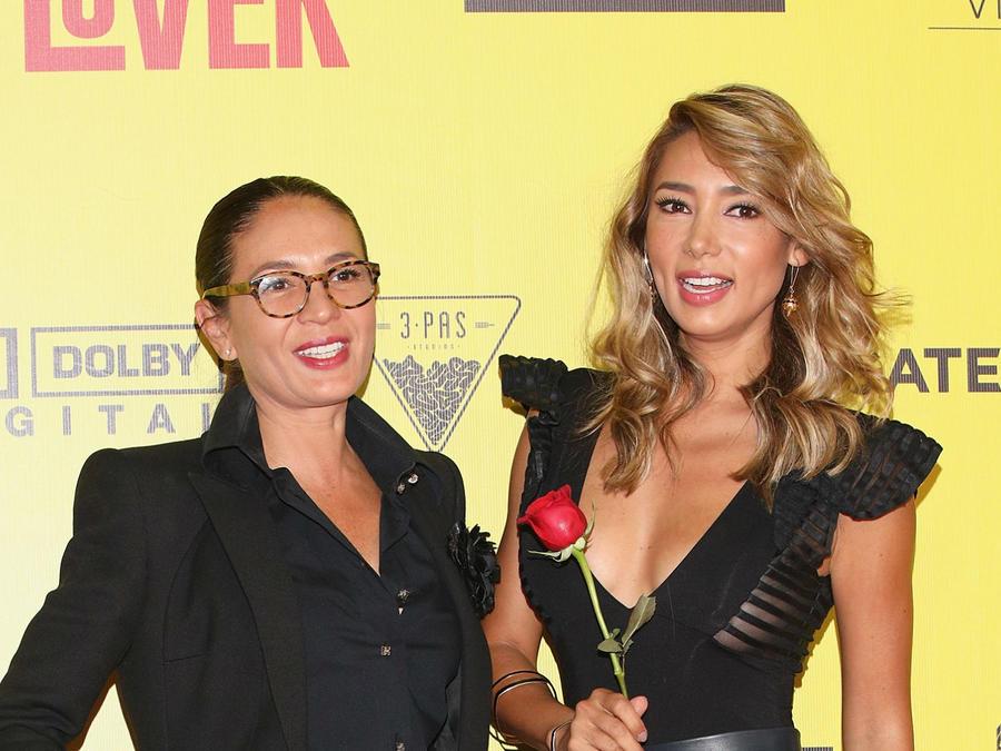 Yolanda Andrade y Marilé Andrade
