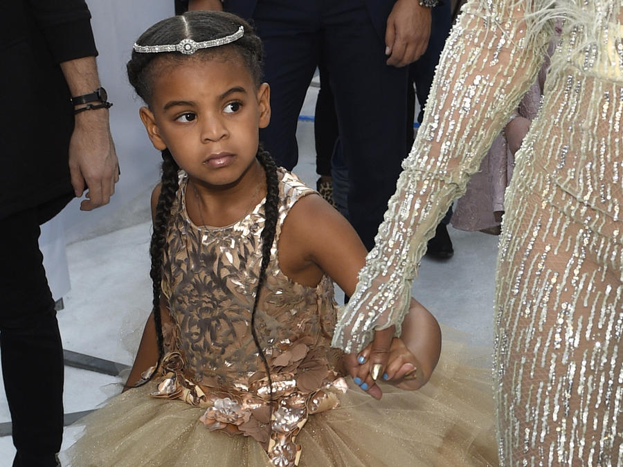 Blue Ivy Is an Award-Winning Songwriter, Just Like Her Parents