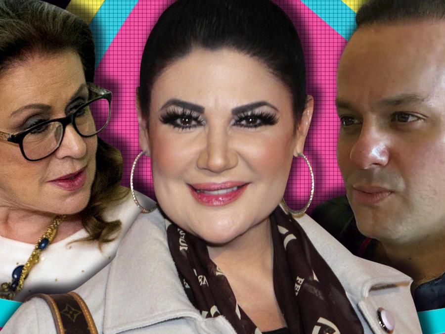 Alejandra Ávalos, Laura Zapata, José Joel