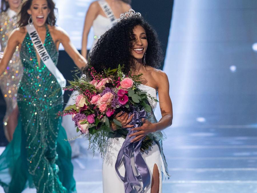 Cheslie Kryst, Miss USA 2019