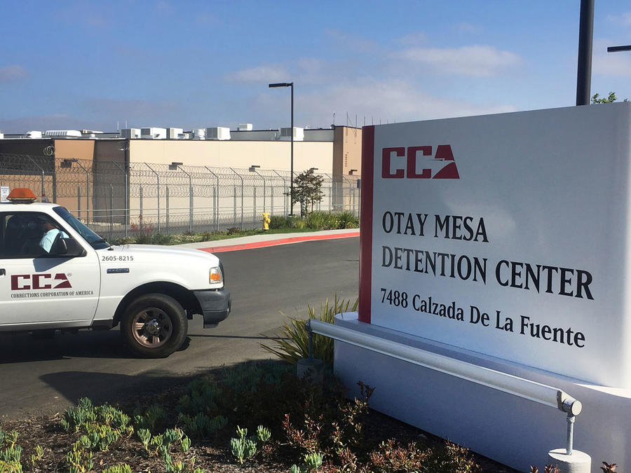 Centro de detención de Otay Mesa/AP