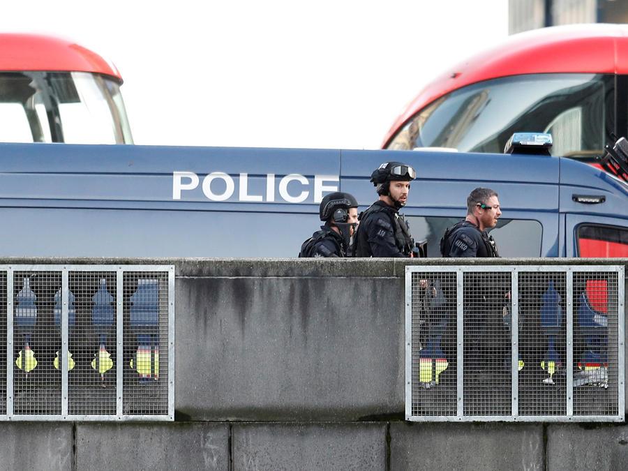 Puente de Londres, escenario de apuñalamiento masivo este viernes.