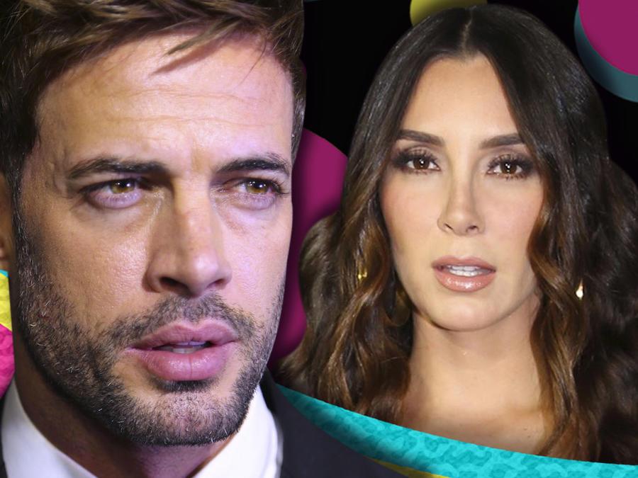 William Levy y Elizabeth Gutiérrez distanciados