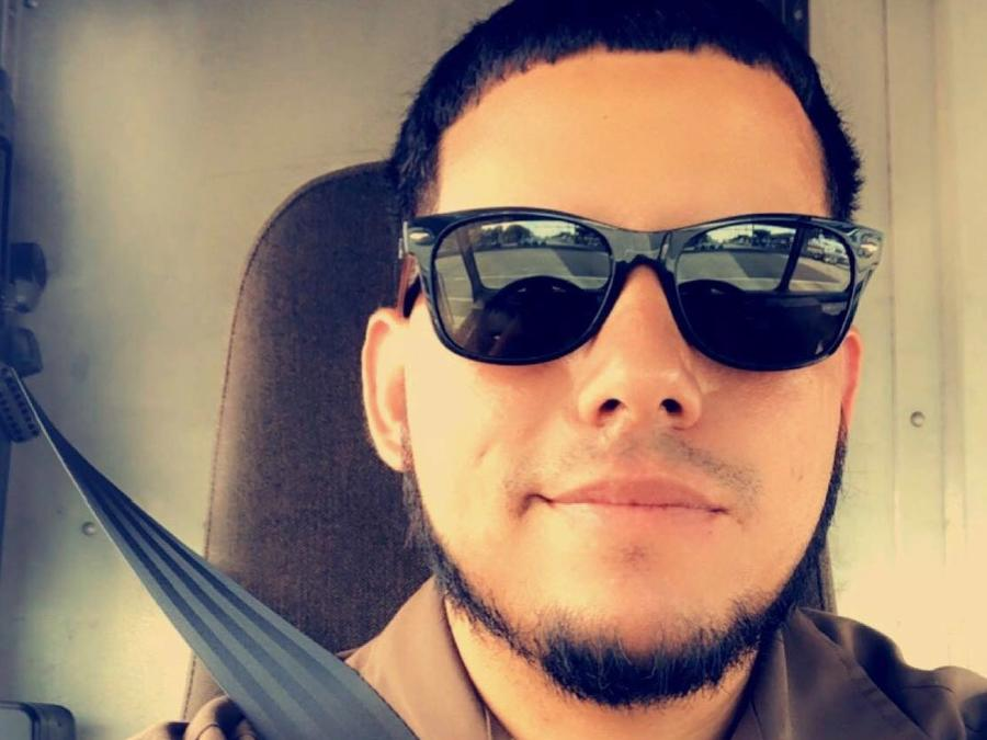 Frank Ordonez, el joven asesinado este jueves durante un tiroteo entre la policía y dos supuestos ladrones en el sur de Florida.