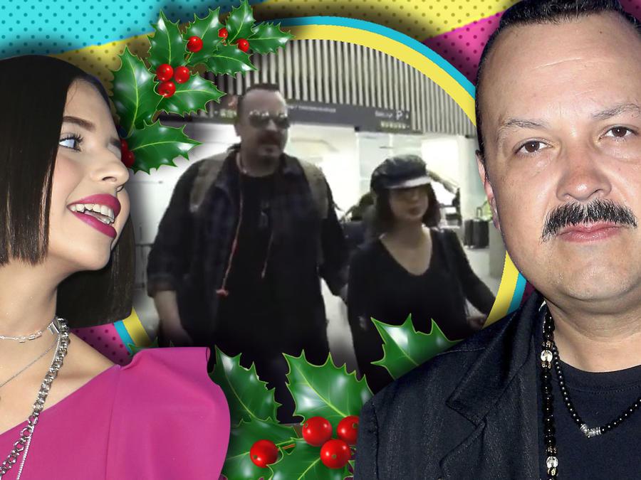 Pepe Aguilar rescata a su hija Ángela