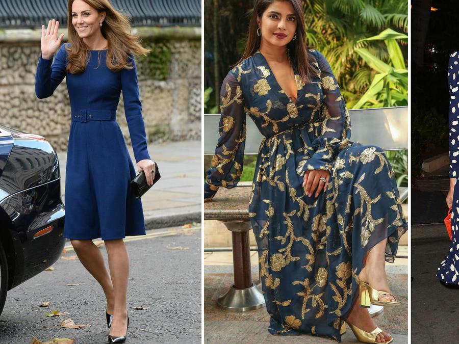 Priyanka Chopra, Kate Middleton y Kaia Gerber