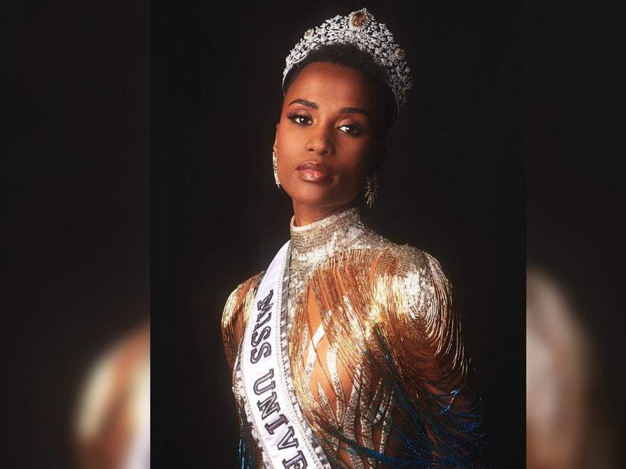 Zozibini Tunzi, Miss Sudafrica 2019, Miss Universo 2019