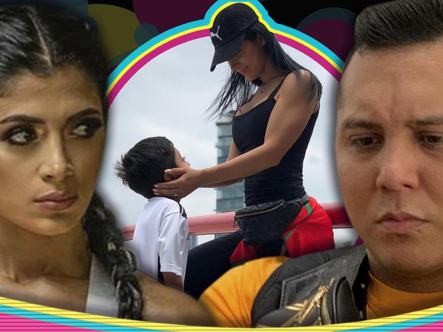 Kimberly Flores Edwin Luna Hijo