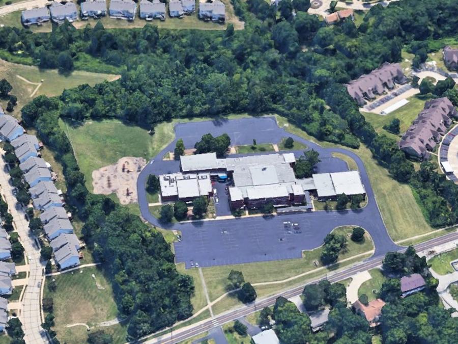 Escuela primaria Blades en Louis, Missouri