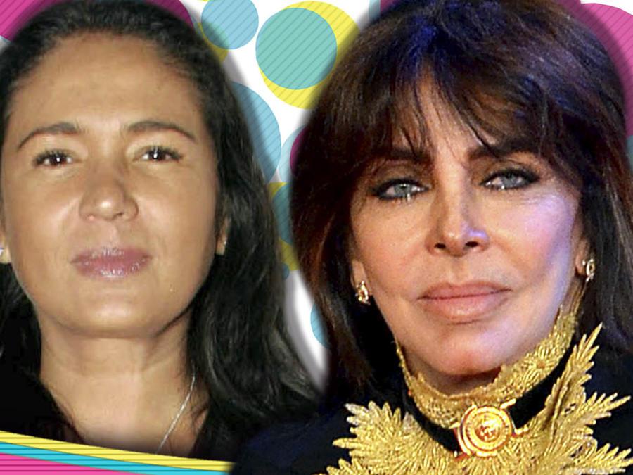 Yolanda Andrade revela qué le dolió de Verónica Castro