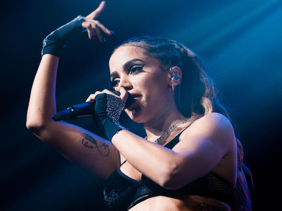 Brazilian superstar Anitta will be at Coachella 2020