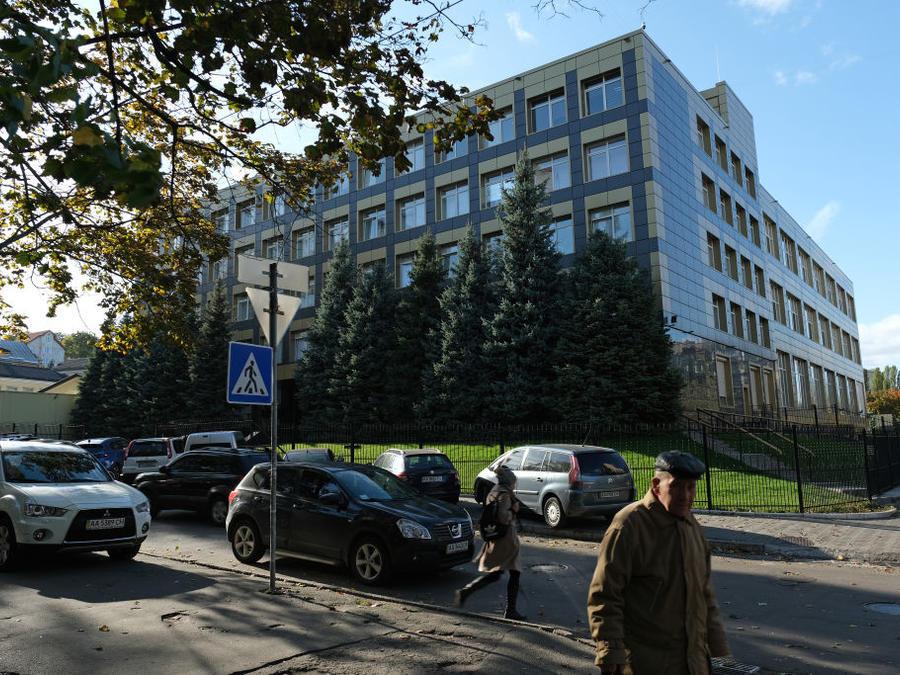 Ukraine Finds Itself At Center Of U.S. Political Storm