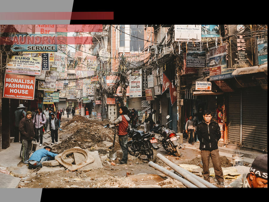 Países posibilidades de catástrofe