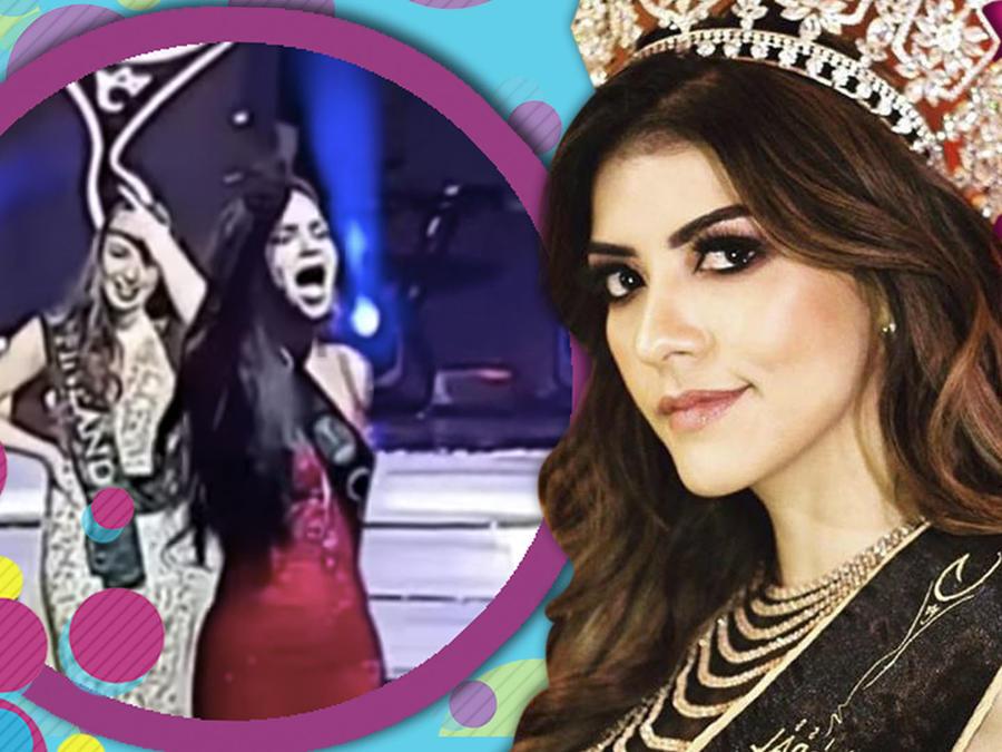 Miss México responde Miss Colombia tras escándalo en Miss Global