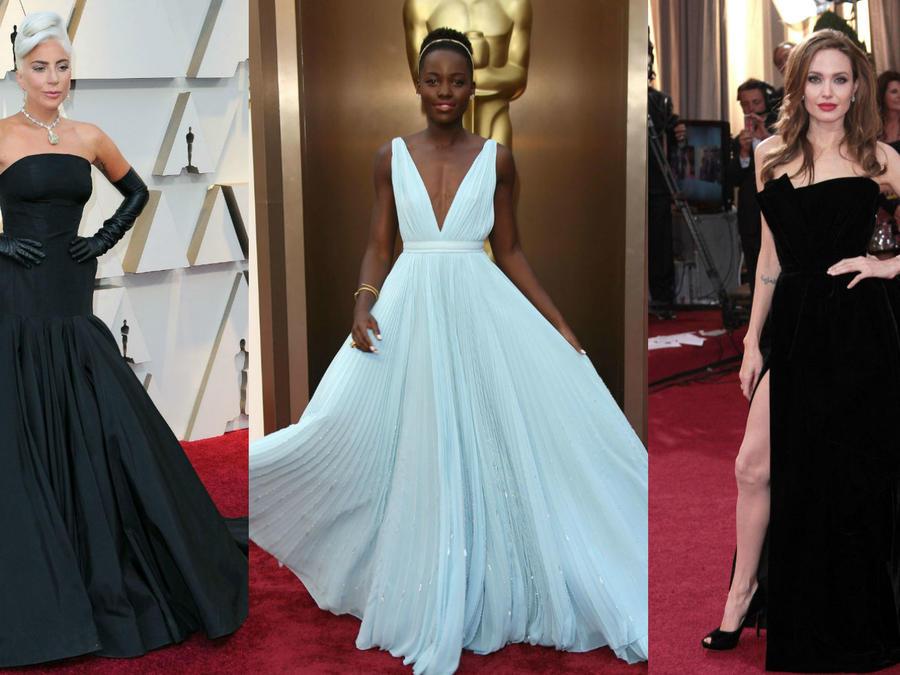 Vestidos icónicos de los premios Oscar