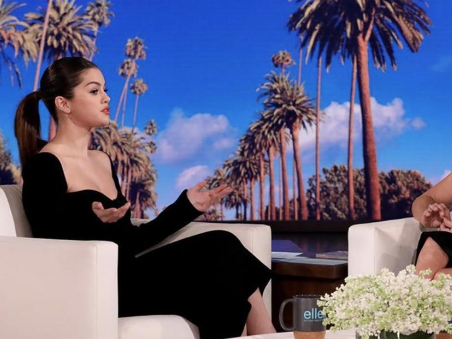Selena Gomez's Interview With Jennifer Aniston on Ellen