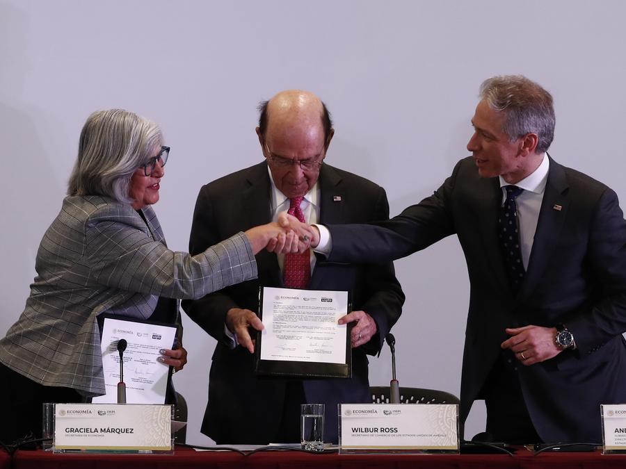 México y EE.UU. avanzan en implementación del T-MEC con acuerdo de patentes