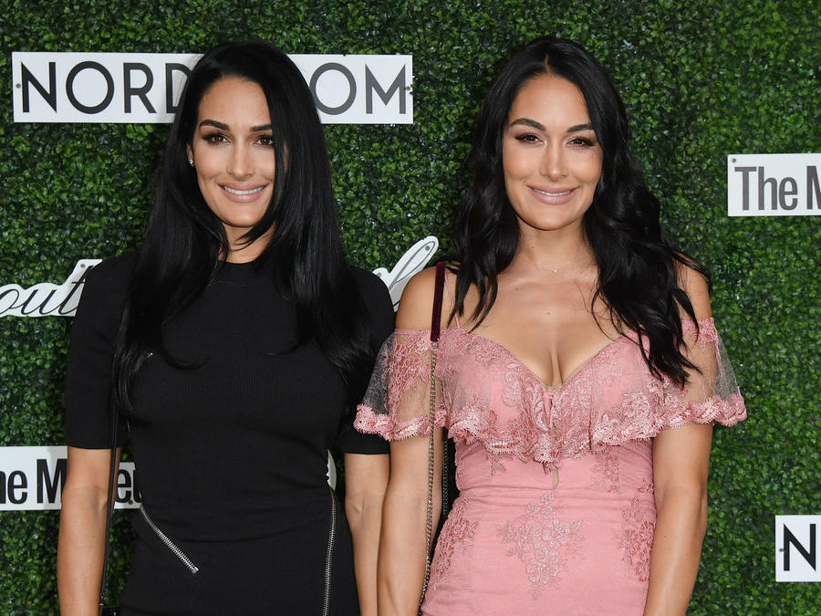 Nikki y Brie Bella