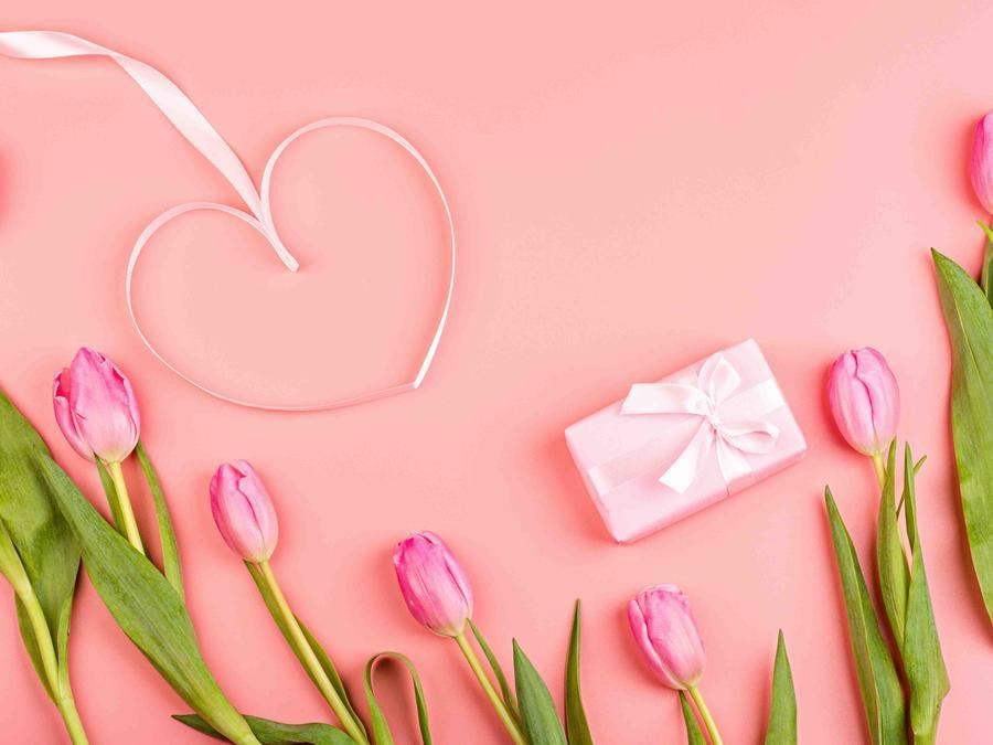 Tulipanes San Valentin