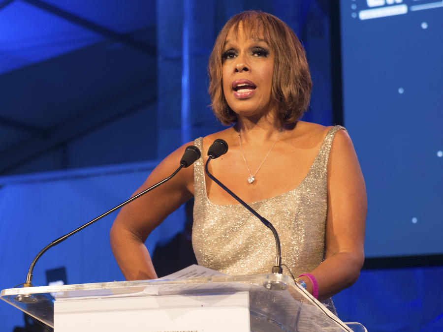 Gayle King is Angry with CBS Over Kobe Bryant Rape Question Interview