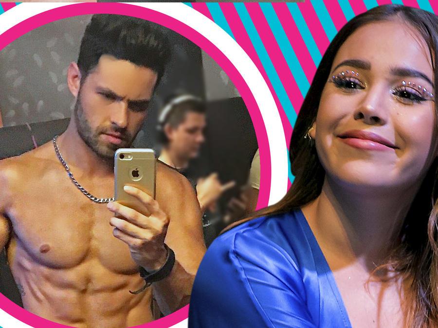 Danna Paola y rumores sobre Eleazar