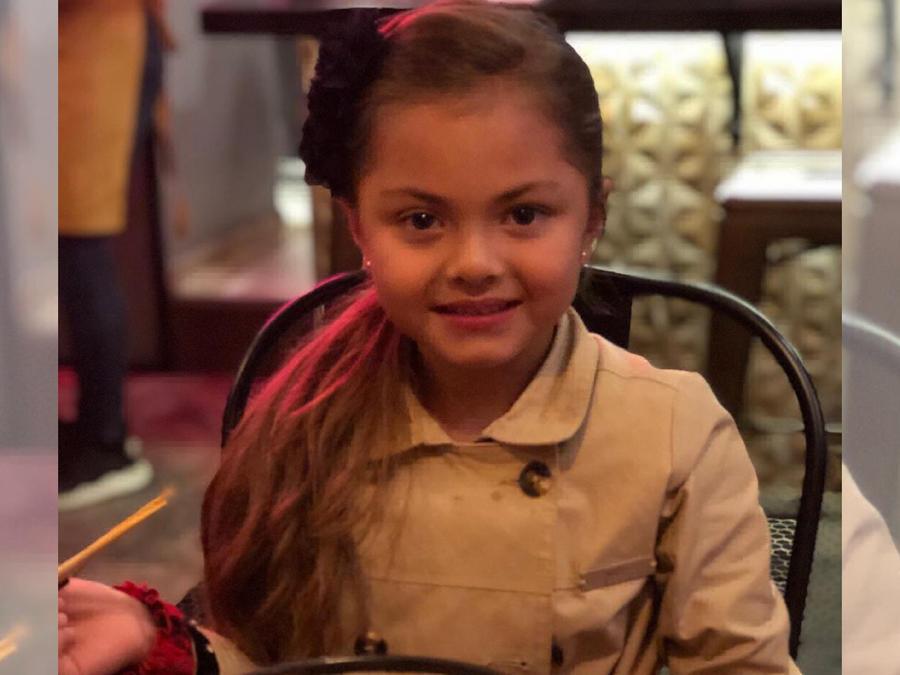 Rafaela Castro sonriendo