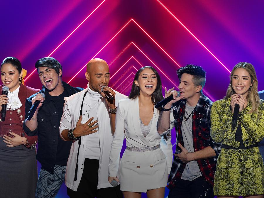 DL Show 6, La Voz US 2