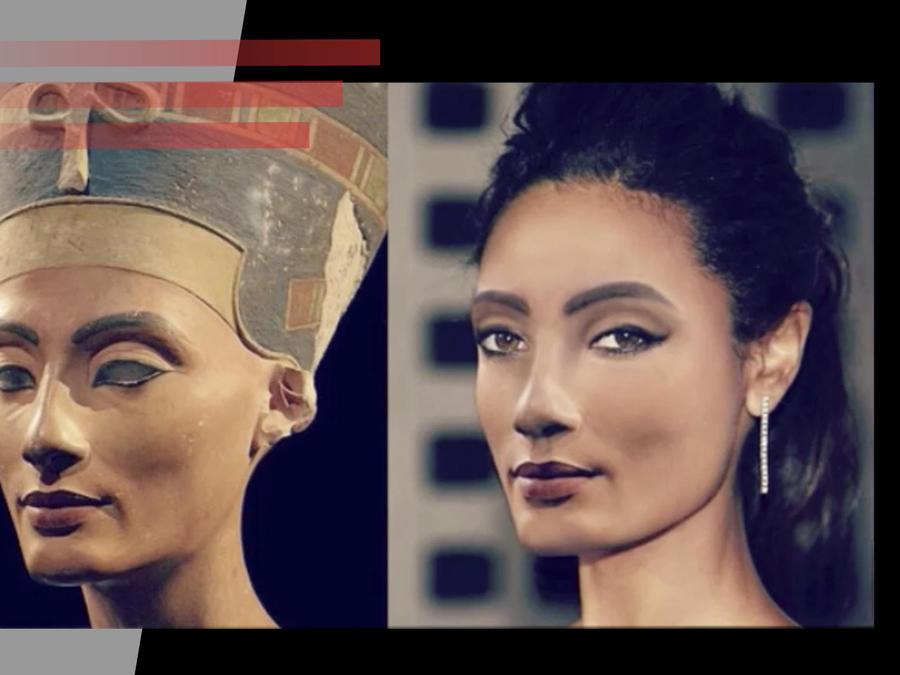 Cleopatra moderna
