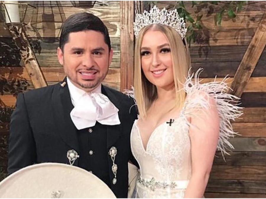Larry Hernández recuerdos boda
