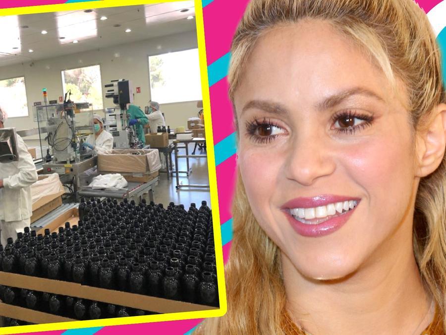 Shakira Gel antibacterial