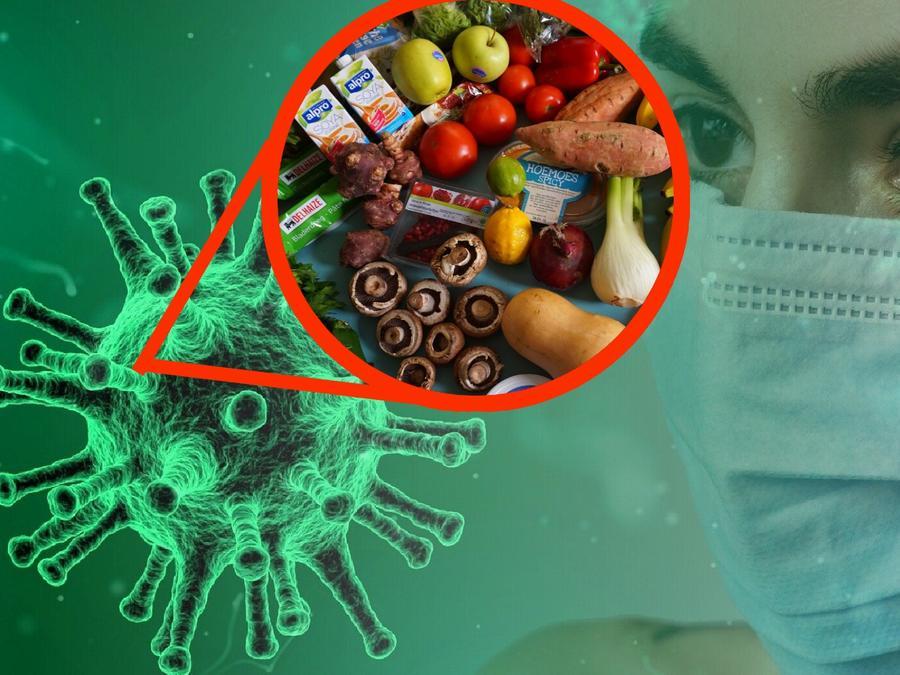 Productos supermercado desinfección coronavirus