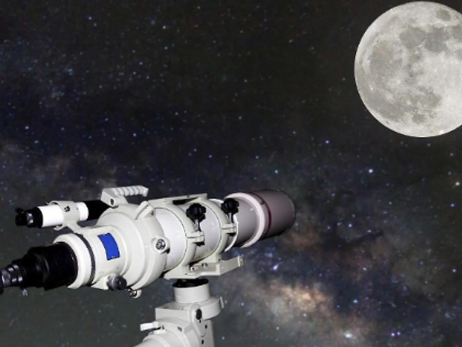 Telescopio lunar