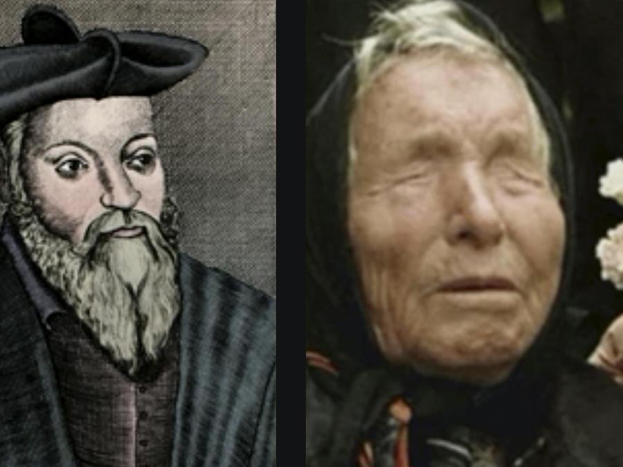 Profecías Nostradamus