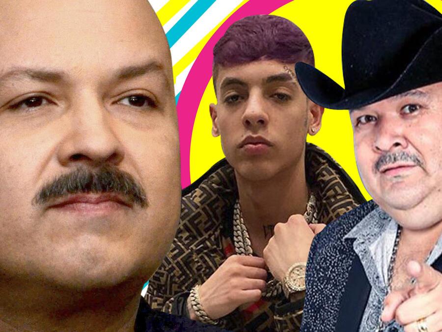 Coyote salta por Natanael y llama sobervio y arrogante a Pepe Aguilar