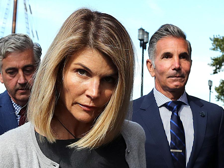 Lori Loughlin y Mossimo Giannulli