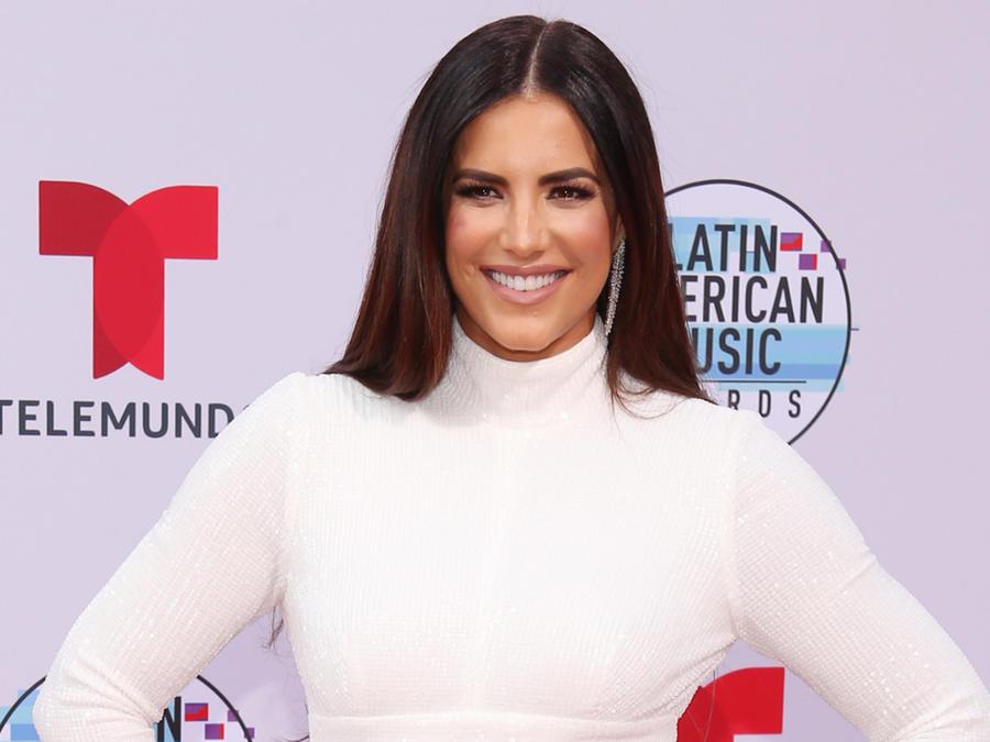 Gaby Espino en los Latin American Music Awards 2019