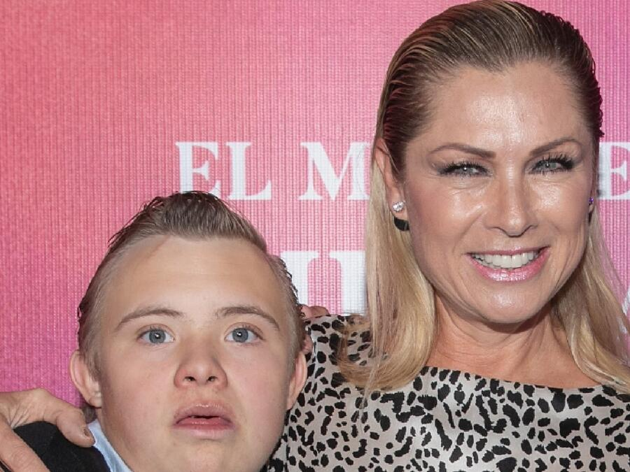 Leticia Calderón quiere que su hijo sea autosuficiente