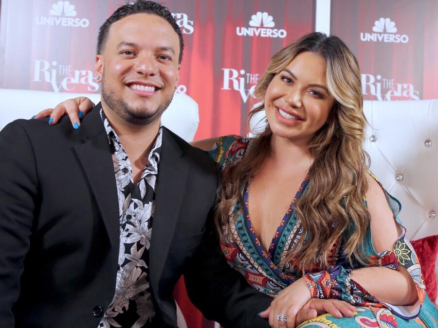 Chiquis Rivera y Lorenzo Méndez amor a prueba