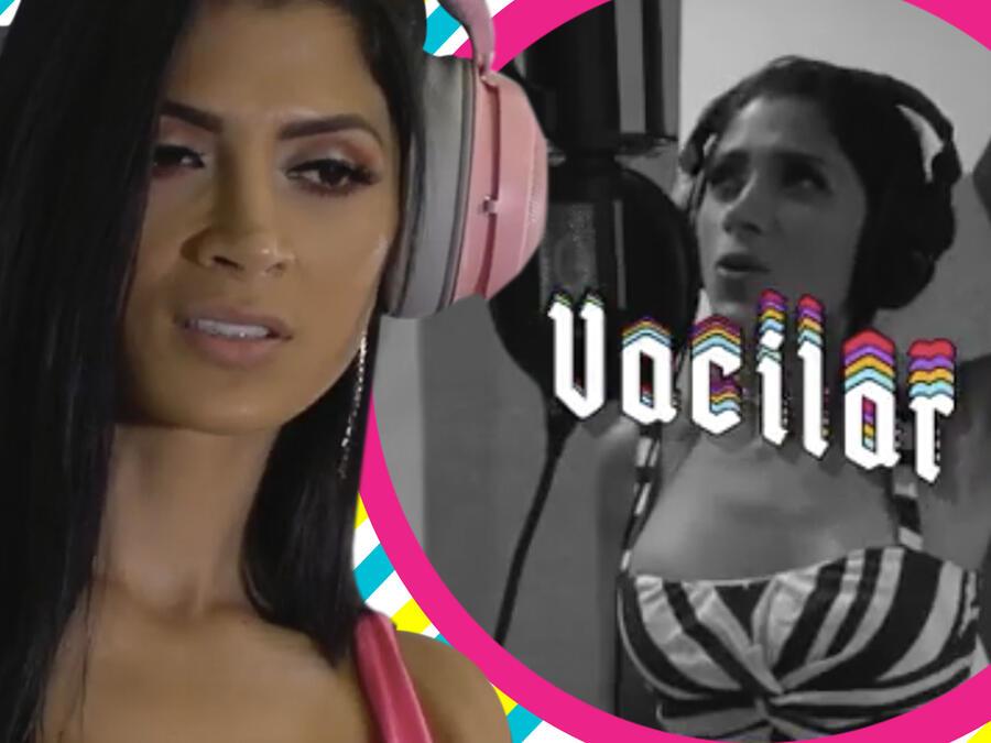 Kimberly Flores cantante reggaeton