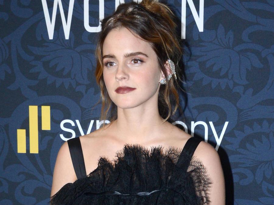 """Emma Watson en la premiere de """"Little Women"""" en 2019"""