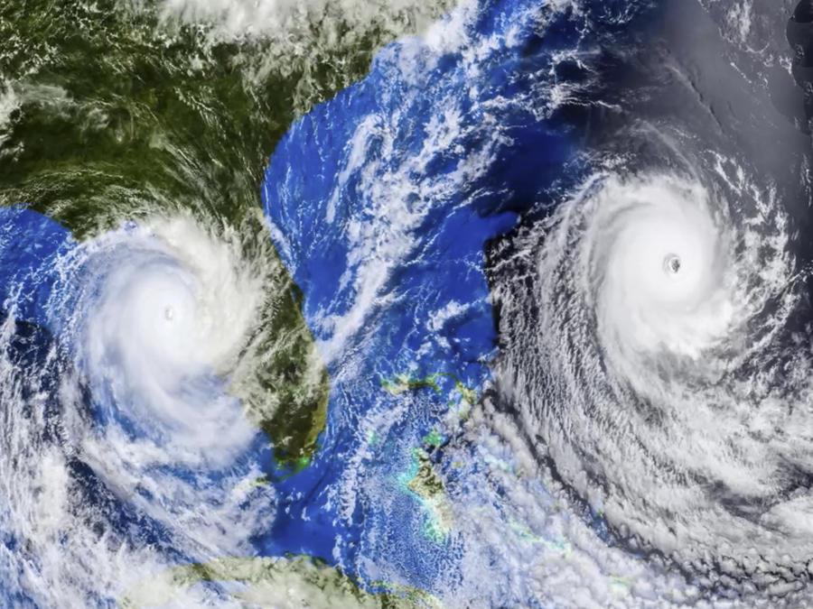 Ciclones, huracanes y tifones