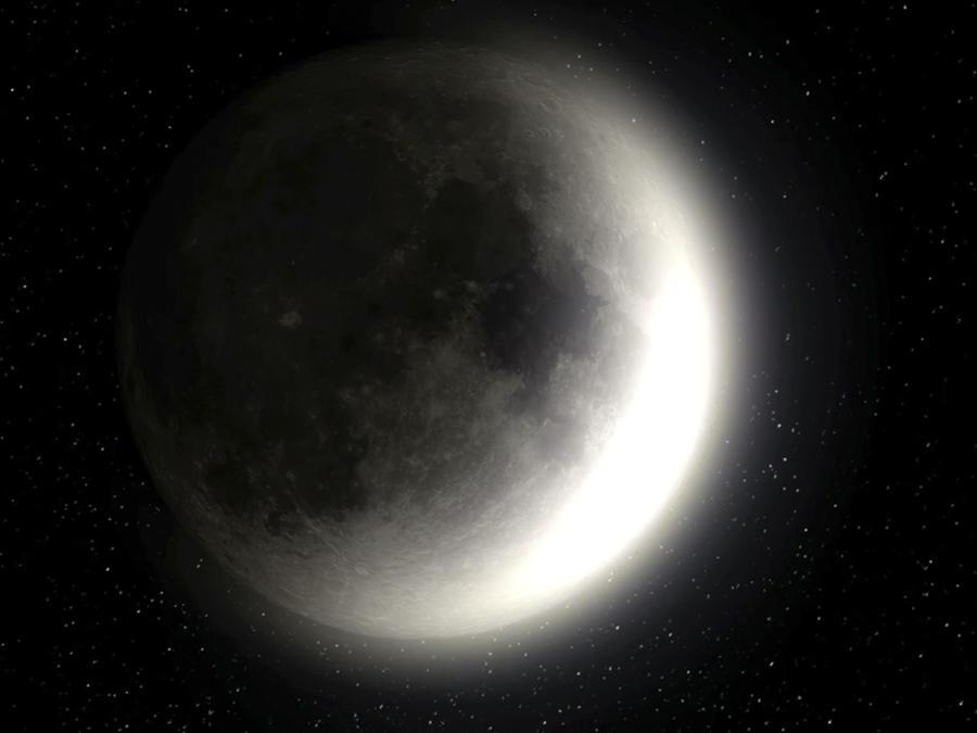 Si la Luna no existiera