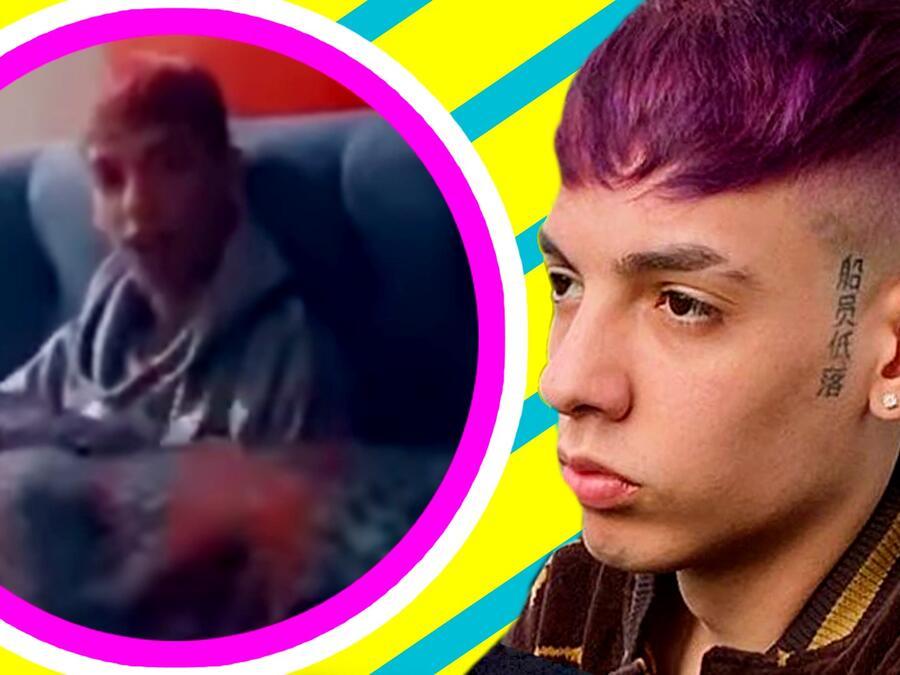 Natanael Cano video en la cama con otro hombre