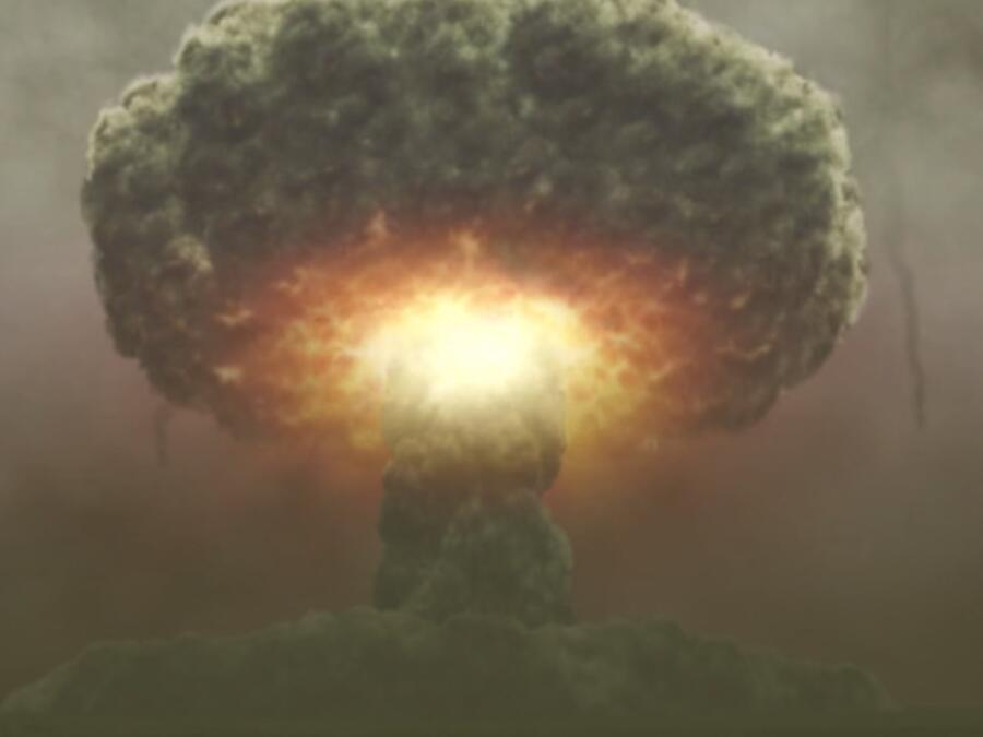 Nube radiactiva Chernobyl