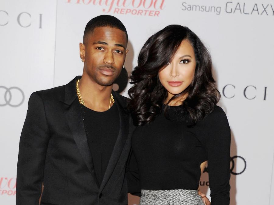 Naya Rivera y Big Sean