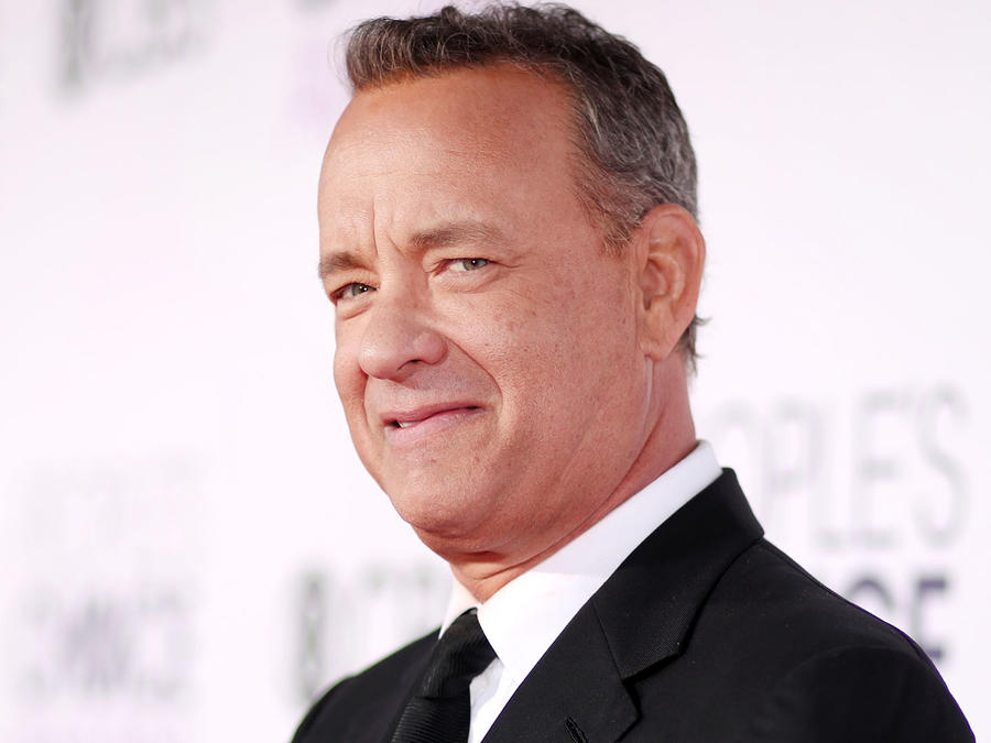 Tom Hanks en los People's Choice Awards 2017
